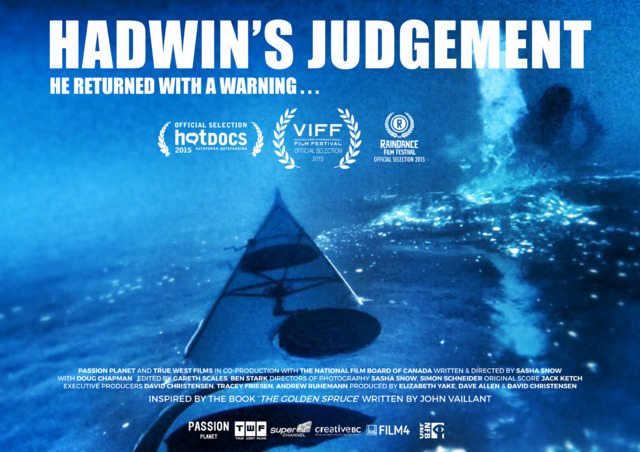 Thumbnail of HADWIN'S JUDGEMENT