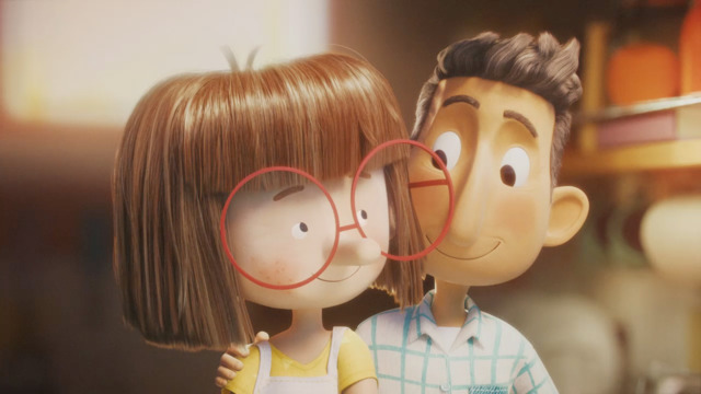 Thumnail of Chipotle 'A Love Story'