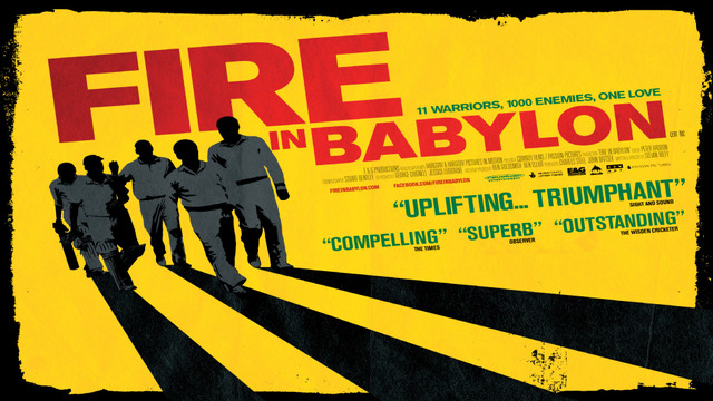 Thumbnail of Fire in Babylon