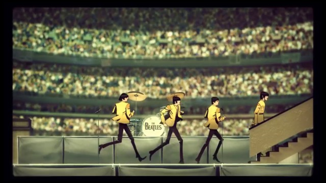 Thumnail of Harmonix 'The Beatles: Rock Band' Intro