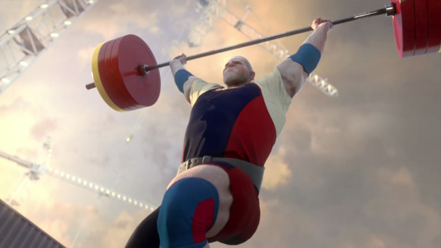 Thumnail of BBC Olympics 'Stadium UK'