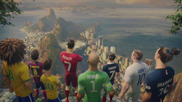 Thumnail of Nike 'The Last Game'