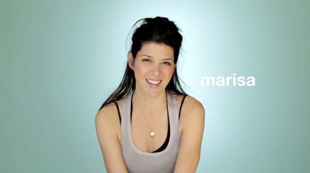 'IT'S A SICKNESS - MARISA TOMEI' Director Gilly Barnes